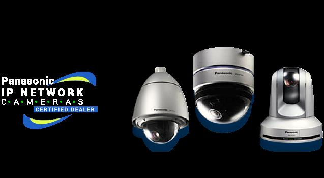 different CCTV cameras